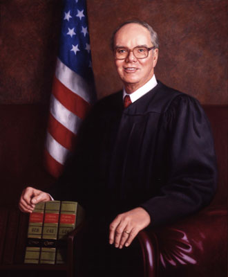 Judge Donald D. Alsop