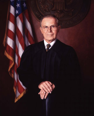 Judge Harry H. MacLaughlin