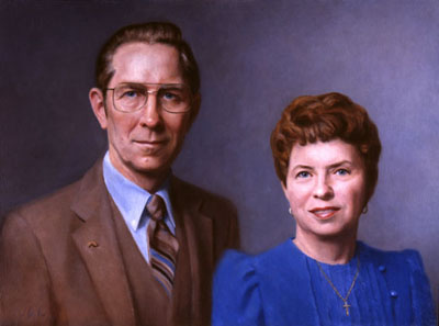 Earl and Dolores Brandt